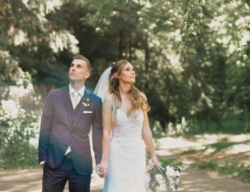 Stunning Summer Wedding | Jenn & Andrew