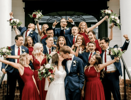Holiday Inspired Color Combinations for Winter Weddings