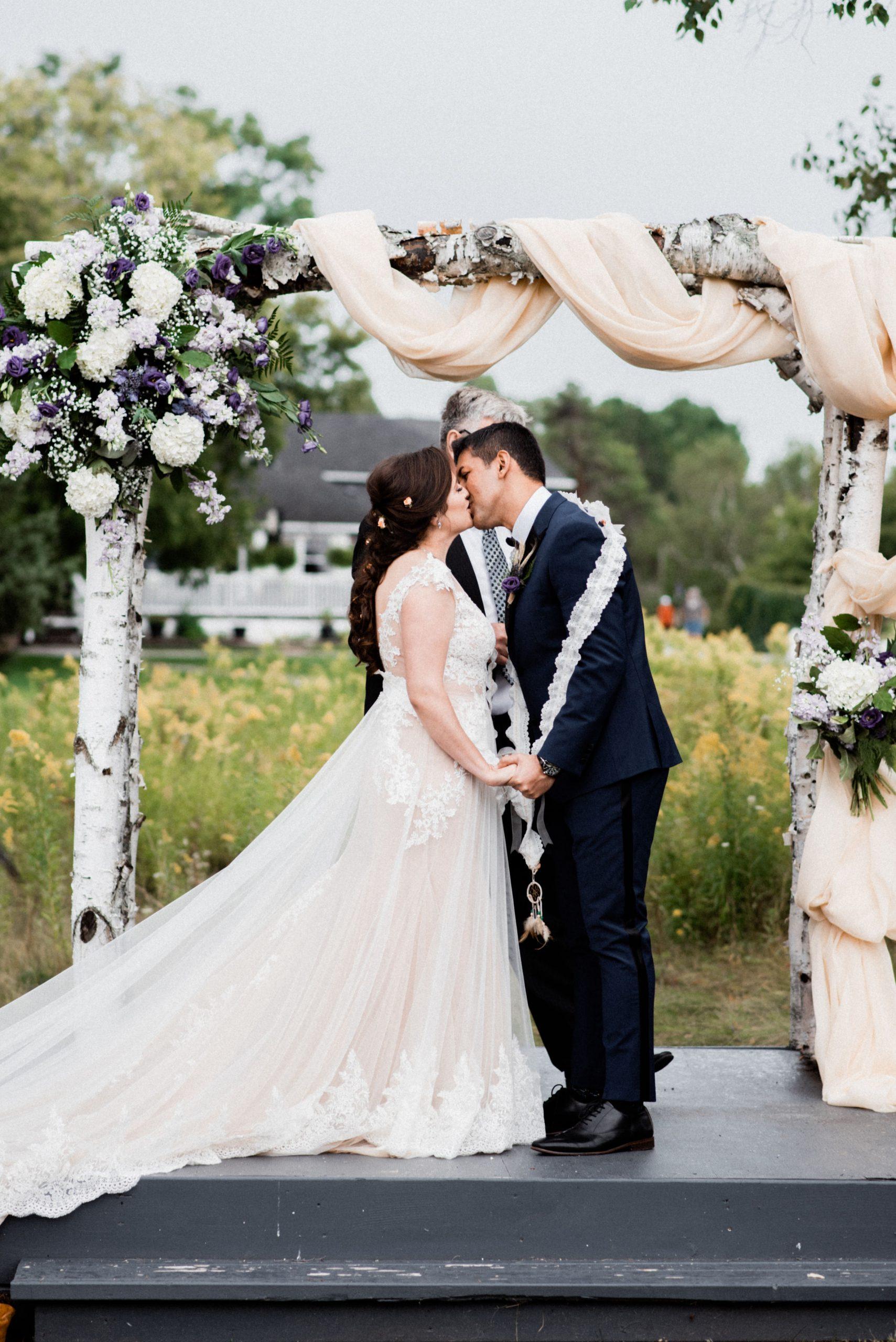 Nancy and Reza Wedding