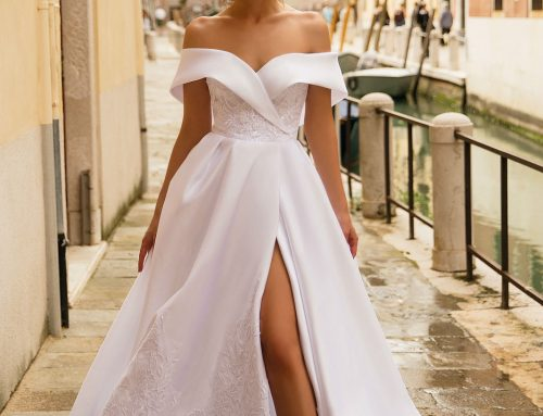 Modern Wedding Dresses Are the New Thing