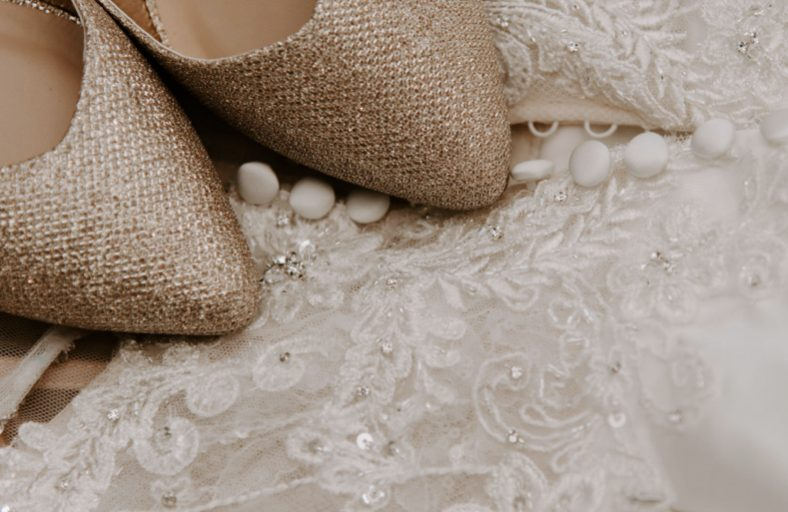 How To Store Your Wedding Day Essentials